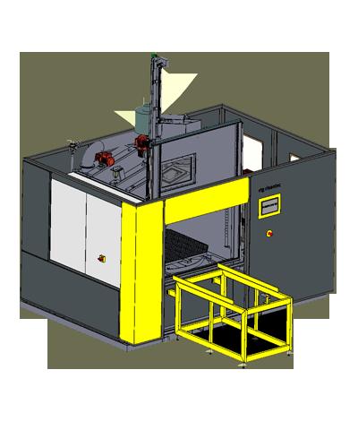 RTG Powerclean Spritzreinigungsanlage